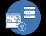 server, website, and plugin